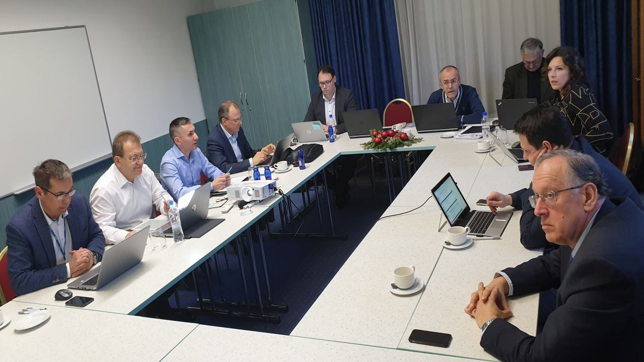 Regular meeting of the Executive Board