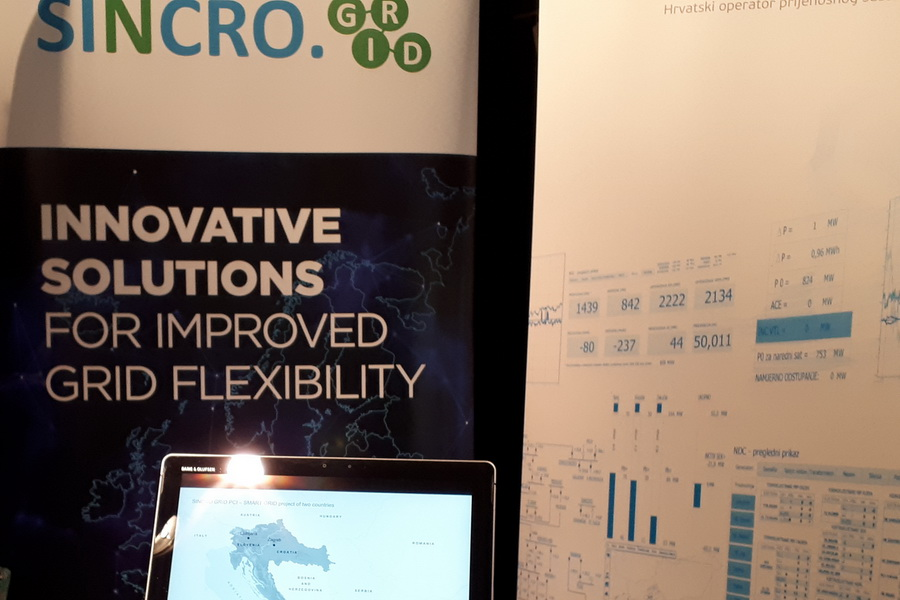 SINCRO.GRID is presented at PCI Energy Days